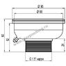 Адаптер для пневмокнопки (АС 07.07) купить в Уфе