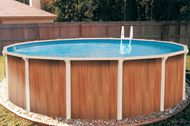 Бассейн Atlantic pool Эсприт, размер 2,40х1,25 м