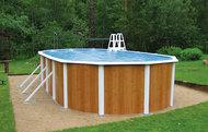 Бассейн Atlantic pool Эсприт Биг, размер 5,50х3,70х1,35 м