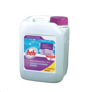 Кристальная вода 3 в 1   3 л купить в Уфе
