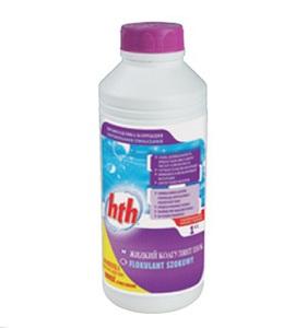 Жидкий коагулянт шок   1 л купить в Уфе