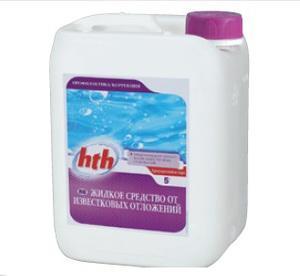 Жидкое средство от известковых отложений   5 л купить в Уфе