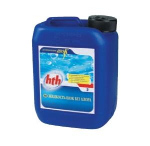 Жидкость-шок без хлора   3 л купить в Уфе