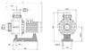Насос без префильтра  44 м3/ч Kripsol Karpa KA-250 2,3 кВт 220В купить в Уфе