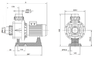 Насос без префильтра  67 м3/ч Kripsol Karpa KA-450 4 кВт 380В купить в Уфе