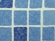 """Пленка SUPRA 160 """"Mosaic blue"""" 25x1,65 (2000749) купить в Уфе"""
