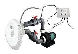 Противоток Emaux AFS55KIT 90 м3/ч, LED прожектор (комплект) купить в Уфе