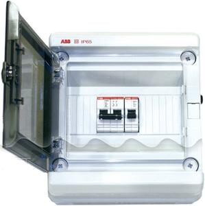 Щит управления  аттракционами с пневмореле и реле задержки времени М 380-05 ПТ купить в Уфе