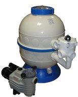 Фильтровальная установка  14,5 м3/ч Kripsol Granada (GLO606-100) купить в Уфе