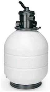 Фильтр песочный   6 м3/ч IML Roma (MEC-400-VT) купить в Уфе