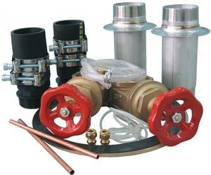 Комплект обвязки противотока Pahlen JET SWIM 1200 под бетон с пленкой (1301220) купить в Уфе