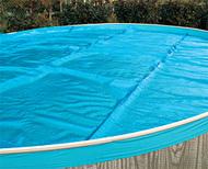 Покрывало плавающее для бассейна Atlantic pool 10х5.5 (овал) купить в Уфе