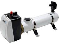 Электронагреватель Pahlen  18 кВт нерж. сталь с датч. давления (13982418) купить в Уфе