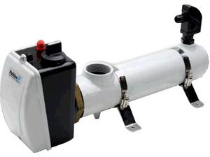 Электронагреватель Pahlen  15 кВт нерж. сталь с датч. давления (13982415) купить в Уфе