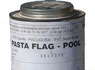 Уплотнитель швов черный 1л Flagpool