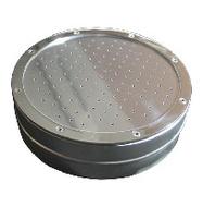 Плато аэромассажное нерж. сталь D=240 мм, пленка (АС 04.01)